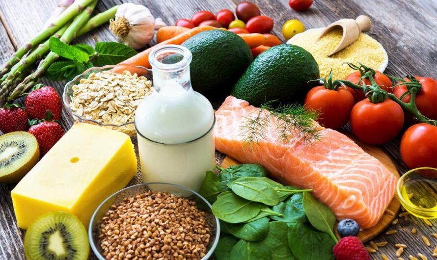 Healthy Diet to Improve your Immune System