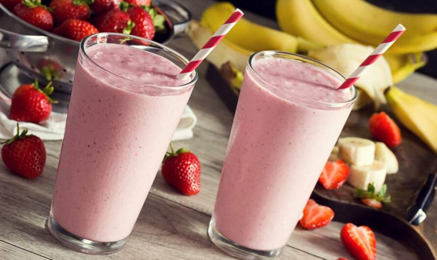 Protein shakes – a beginner's guide